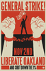 General Strike Liberate Oakland